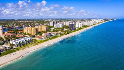 3621 S Ocean Boulevard UNIT 6, Highland Beach, FL 33487 - #: RX-10473784