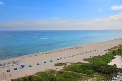 3800 N Ocean Drive UNIT 1550, Singer Island, FL 33404 - MLS#: RX-10473785