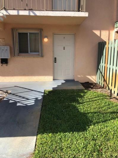 1813 Fairview Villas Drive UNIT 2, Palm Springs, FL 33406 - MLS#: RX-10473801
