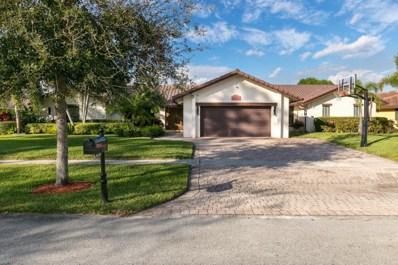 7675 Estrella Circle, Boca Raton, FL 33433 - #: RX-10473857