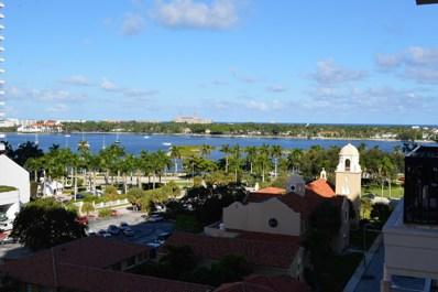 701 S Olive Avenue UNIT 515, West Palm Beach, FL 33401 - MLS#: RX-10473898