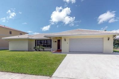 1091 Singer Drive, Riviera Beach, FL 33404 - MLS#: RX-10473911