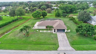 2102 SE Pyramid Road, Port Saint Lucie, FL 34952 - MLS#: RX-10473932