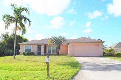 742 SW Sardinia Avenue, Port Saint Lucie, FL 34953 - MLS#: RX-10473969