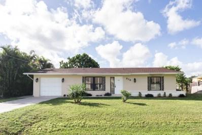 378 NE Surfside Avenue, Port Saint Lucie, FL 34983 - MLS#: RX-10474018