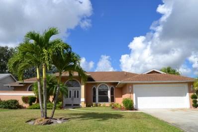 2150 SE Floresta Drive, Port Saint Lucie, FL 34984 - MLS#: RX-10474036