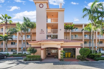 6096 Huntwick Terrace UNIT 107, Delray Beach, FL 33484 - MLS#: RX-10474143