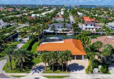 3901 N Ocean Drive, Singer Island, FL 33404 - MLS#: RX-10474202