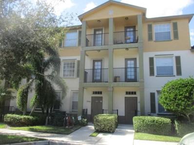 1946 SE Avon Park Drive, Port Saint Lucie, FL 34952 - #: RX-10474206