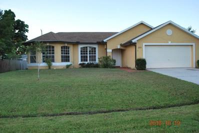 275 SW Christmas Terrace, Port Saint Lucie, FL 34984 - MLS#: RX-10474220
