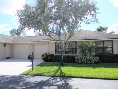 4380 Cedar Tree Place UNIT B, Boynton Beach, FL 33436 - MLS#: RX-10474310