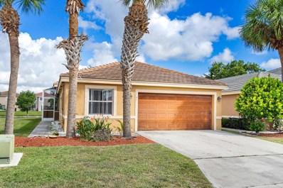 6121 Spring Isles Boulevard, Lake Worth, FL 33463 - MLS#: RX-10474365