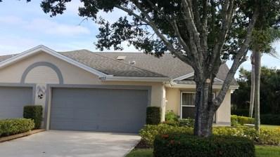 4253 SE Home Way, Port Saint Lucie, FL 34952 - #: RX-10474372