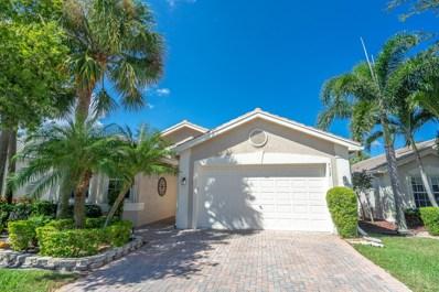 7337 Cortes Lake Drive, Delray Beach, FL 33446 - MLS#: RX-10474373
