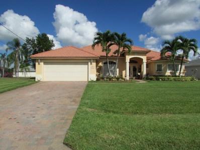 413 SW Dagget Avenue, Port Saint Lucie, FL 34953 - #: RX-10474382