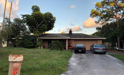 5312 Palmetto Drive, Fort Pierce, FL 34982 - MLS#: RX-10474398