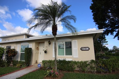 13608 Via Flora UNIT D, Delray Beach, FL 33484 - MLS#: RX-10474430