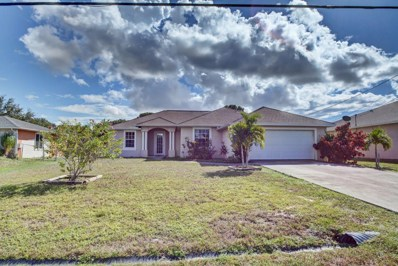 162 SW Oakridge, Port Saint Lucie, FL 34984 - MLS#: RX-10474451