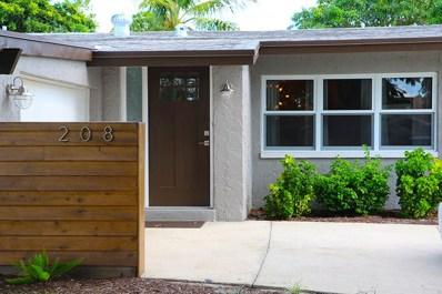 208 Sandpiper Avenue, Royal Palm Beach, FL 33411 - #: RX-10474495