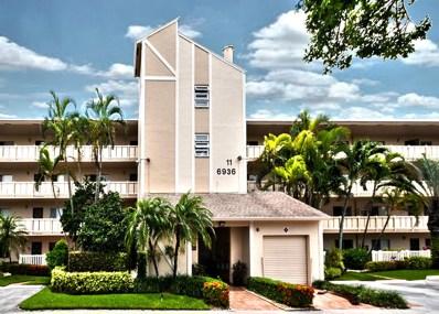 6936 Huntington Lane UNIT 107, Delray Beach, FL 33446 - MLS#: RX-10474514