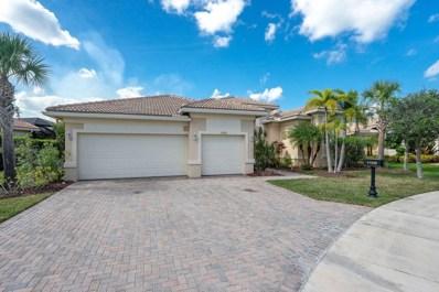 11520 SW Rossano Lane, Port Saint Lucie, FL 34987 - #: RX-10474553