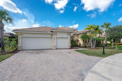 11520 SW Rossano Lane, Port Saint Lucie, FL 34987 - #: RX-10474553