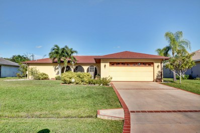 2001 SW Gemini Lane, Port Saint Lucie, FL 34984 - #: RX-10474596