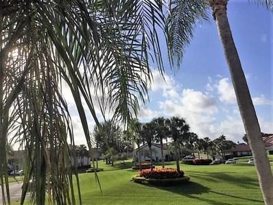 5943 Parkwalk Drive UNIT 5943, Boynton Beach, FL 33472 - MLS#: RX-10474603