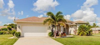 1602 SE Ridgewood Street, Port Saint Lucie, FL 34952 - MLS#: RX-10474627