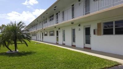 1115 Lake Terrace UNIT 104, Boynton Beach, FL 33426 - MLS#: RX-10474696