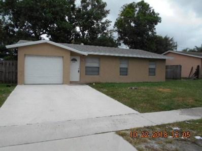 216 SW 4th Avenue, Boynton Beach, FL 33435 - MLS#: RX-10474742