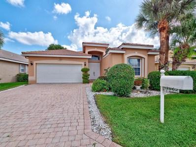 13862 Via Vittoria, Delray Beach, FL 33446 - MLS#: RX-10474762