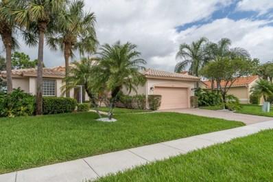 6661 Garde Road, Boynton Beach, FL 33472 - MLS#: RX-10474763