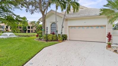 251 Canterbury Circle, Palm Beach Gardens, FL 33418 - MLS#: RX-10474806