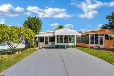 10851 S Ocean Drive UNIT #37, Jensen Beach, FL 34957 - MLS#: RX-10474812