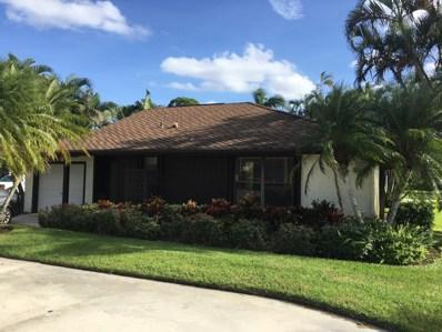 13395 Crosspointe Drive, Palm Beach Gardens, FL 33418 - MLS#: RX-10474819