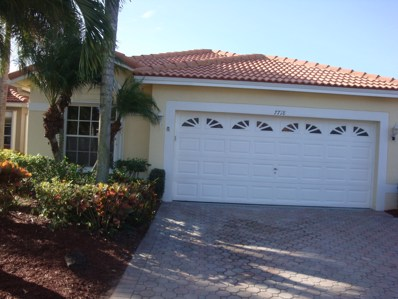 7718 Cherry Blossom Street, Boynton Beach, FL 33437 - MLS#: RX-10474828