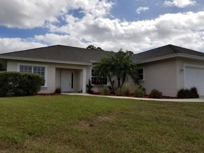 1657 SW Cefalu Circle, Port Saint Lucie, FL 34953 - MLS#: RX-10474865
