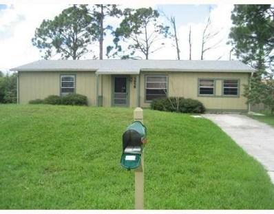 1658 SE Ocean Lane, Port Saint Lucie, FL 34983 - MLS#: RX-10474969
