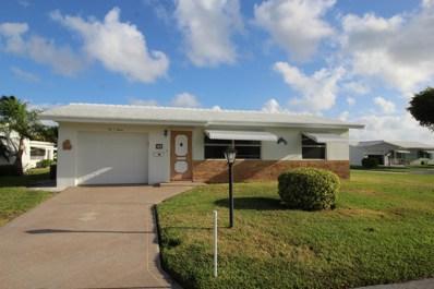 1007 SW 7th Avenue, Boynton Beach, FL 33426 - MLS#: RX-10474977
