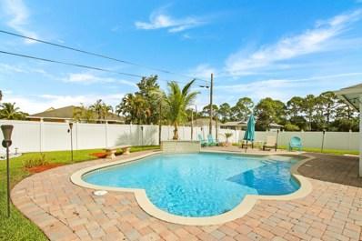 1001 SW Deauville Avenue, Port Saint Lucie, FL 34953 - MLS#: RX-10474995