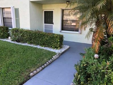 1701 Sabal Ridge Circle UNIT C, Palm Beach Gardens, FL 33418 - MLS#: RX-10475001