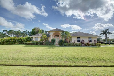 6016 NW Wesley Road, Port Saint Lucie, FL 34986 - MLS#: RX-10475027