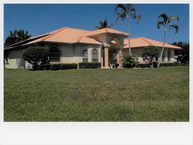 2498 SE Delano Road, Port Saint Lucie, FL 34952 - MLS#: RX-10475040