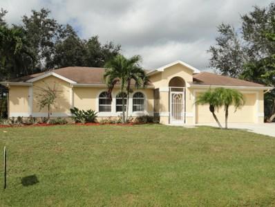2714 NW Florida Avenue, Stuart, FL 34994 - MLS#: RX-10475052
