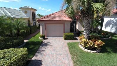 8178 Bellafiore Way, Boynton Beach, FL 33472 - MLS#: RX-10475075