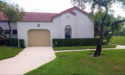 5798 Parkwalk Circle W, Boynton Beach, FL 33472 - MLS#: RX-10475103