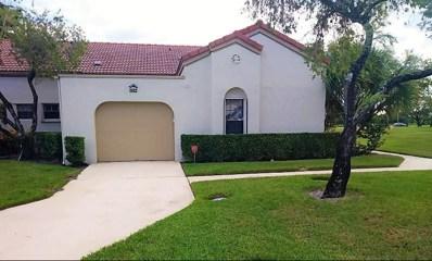 5798 Parkwalk Circle W, Boynton Beach, FL 33472 - MLS#: RX-10475103