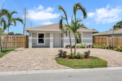 2663 Saginaw Avenue, West Palm Beach, FL 33409 - MLS#: RX-10475126