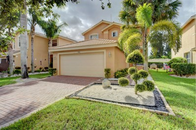 7932 Jewelwood Drive, Boynton Beach, FL 33437 - MLS#: RX-10475139